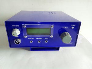 pictures ubitx case and accessories