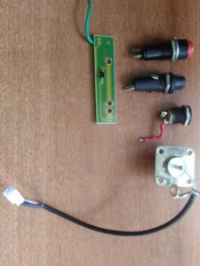 power adapter assembly
